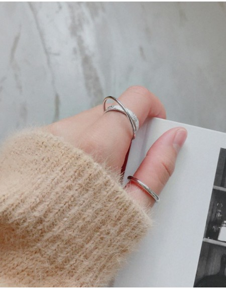 FIONA Sterling Silver Ring
