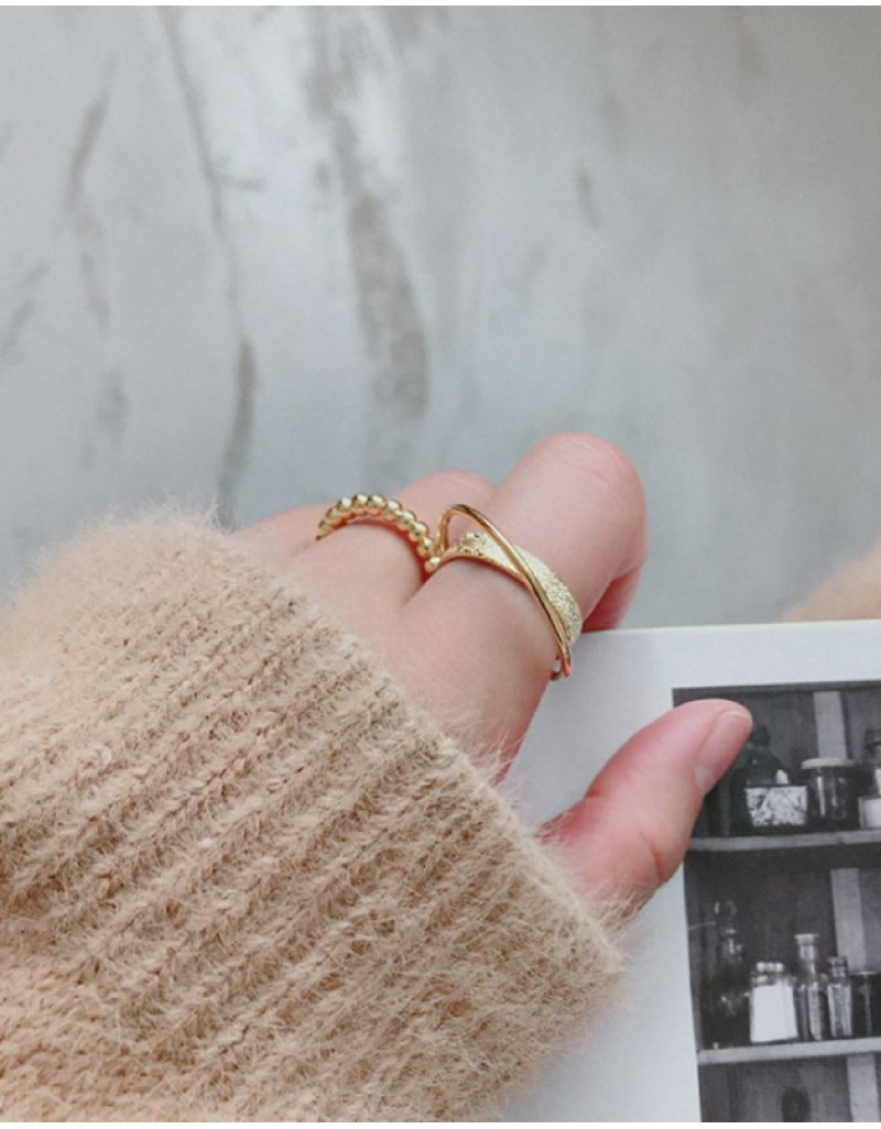 FIONA Gold Vermeil Ring