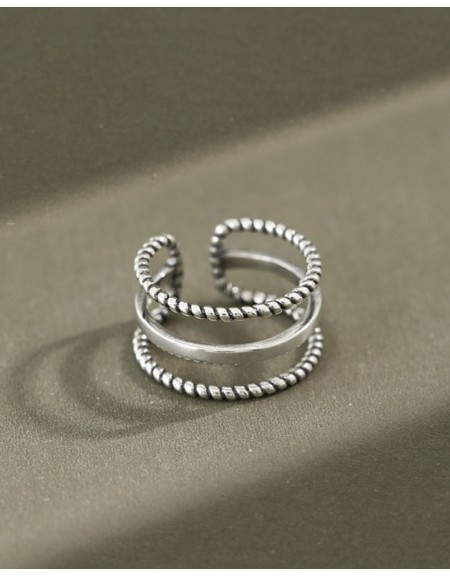 FREYA Sterling Silver Ring
