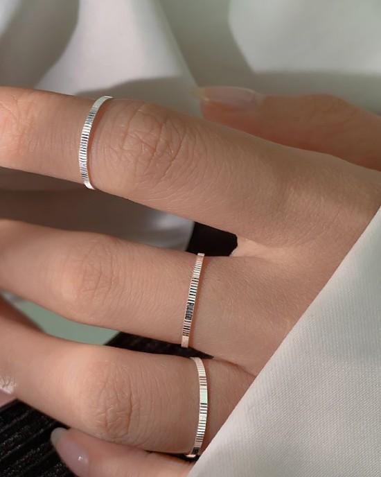 FREYA Sterling Silver Ring