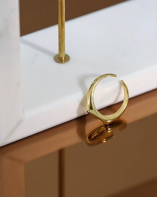 GEMMA Gold Vermeil Ring