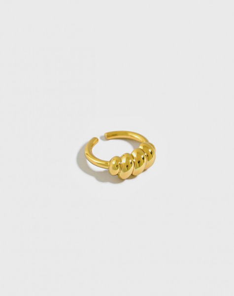 GEORGIA Gold Vermeil Ring