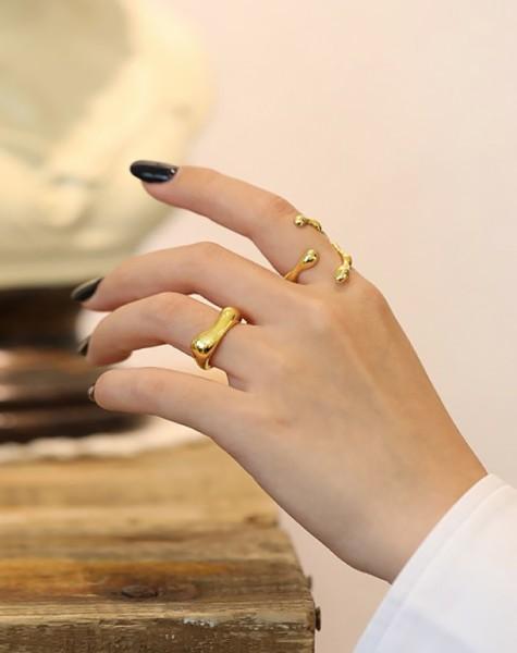 GIOIA Gold Vermeil Ring