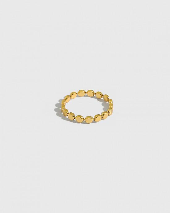 HAILEY Gold Vermeil Ring