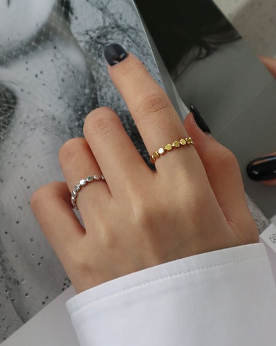 HAILEY Sterling Silver Ring
