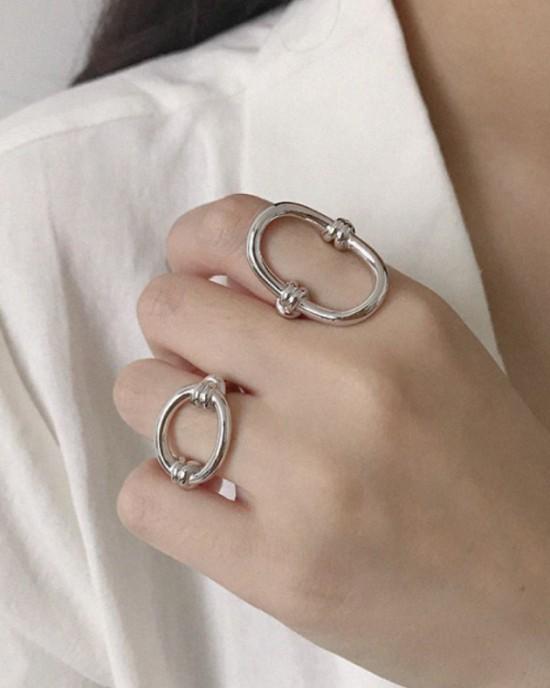 HARPER Silver RIng