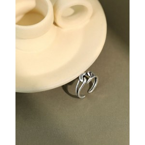 HAYDEN Sterling Silver Ring