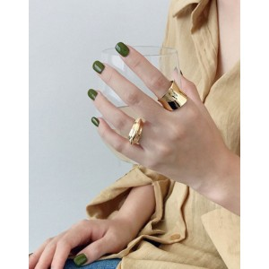 HESTER Gold Vermeil Ring