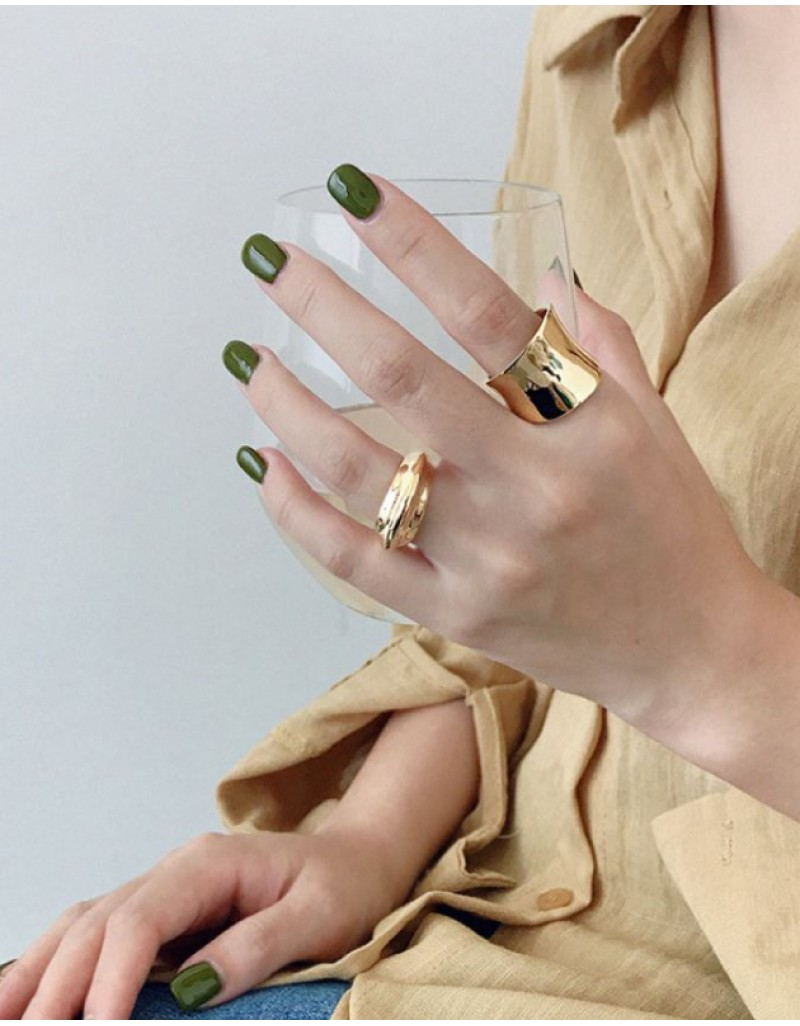 HESTER Gold Ring
