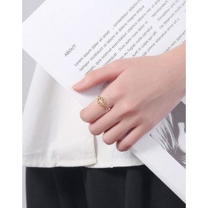 HOPE Gold Vermeil Ring