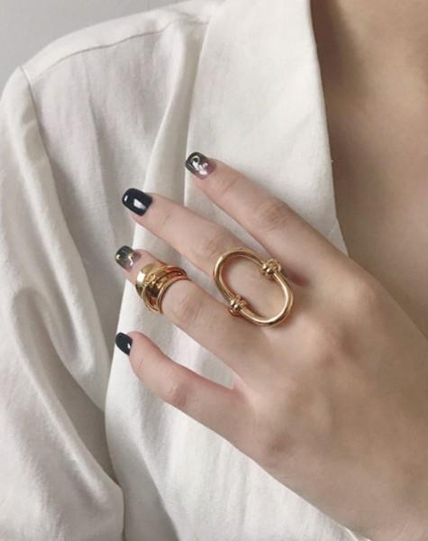 KAIA Gold Pinky Ring