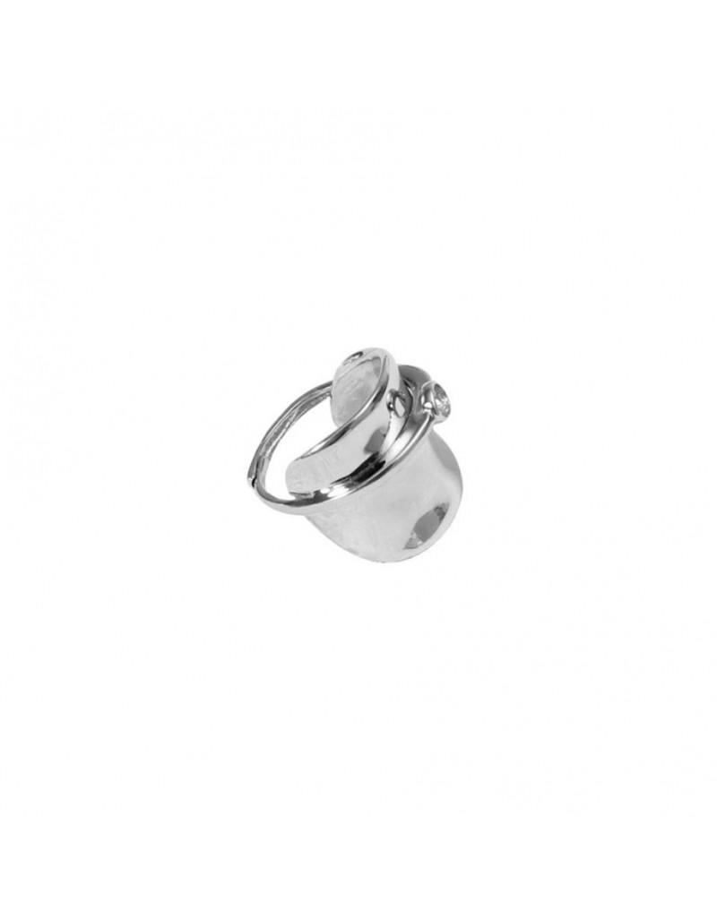 KAIA Silver Pinky Ring
