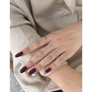 KAREN Gold Vermeil Ring