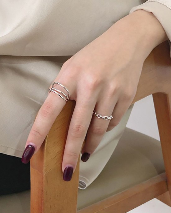 NORA Sterling Silver Ring