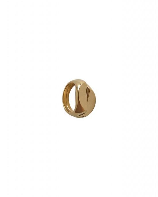 KAYLA Gold Signet Ring