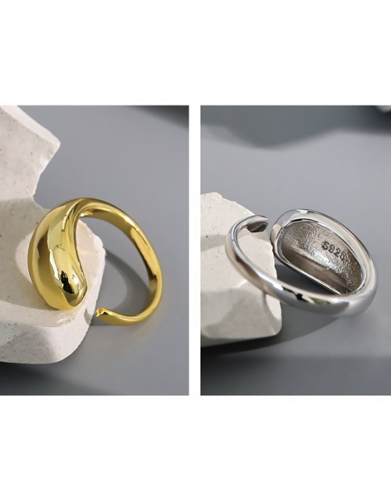 KIMBERLY Gold Vermeil Ring
