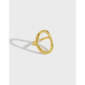 KYLIE Gold Vermeil Ring