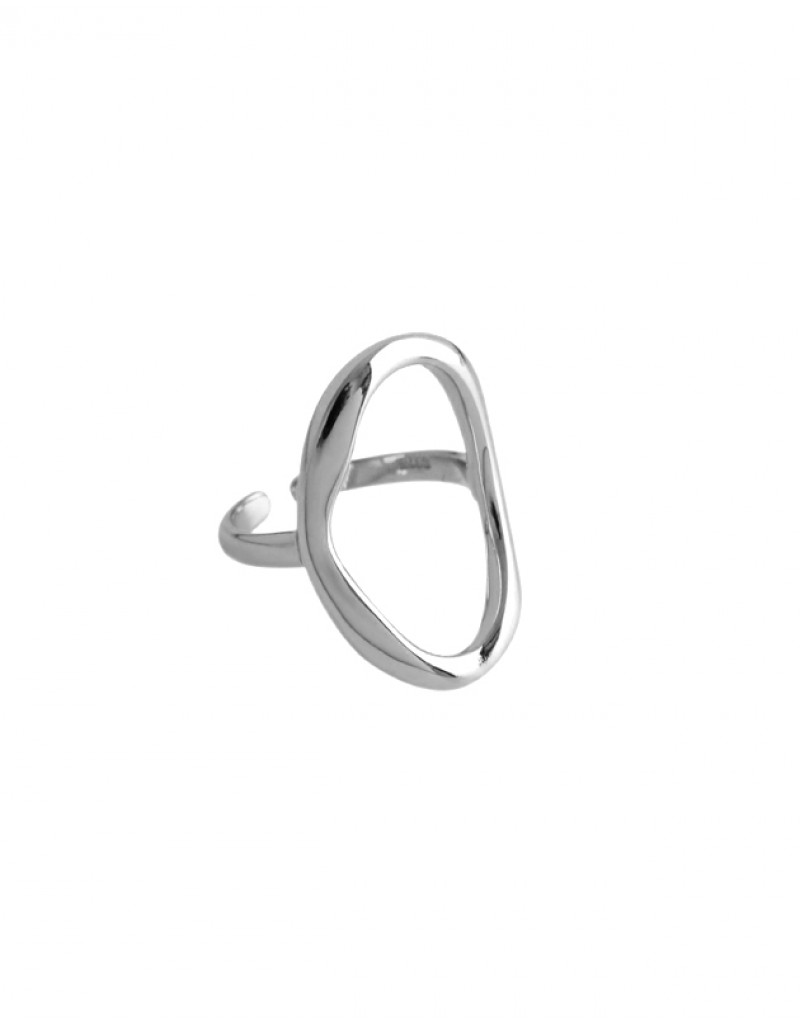 KYLIE Silver Ring