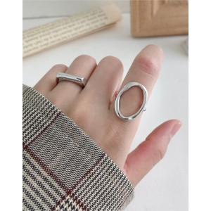 KYLIE Sterling Silver Ring