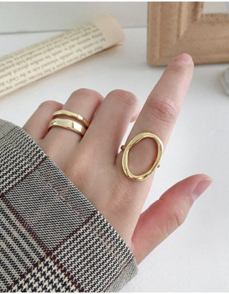 KYLIE Gold Ring