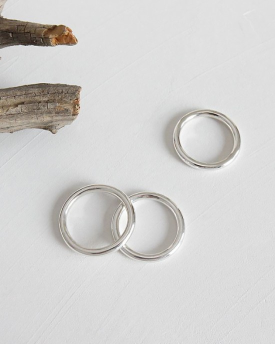 LEAH Sterling Silver Ring