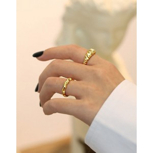 Lilian Gold Vermeil Ring