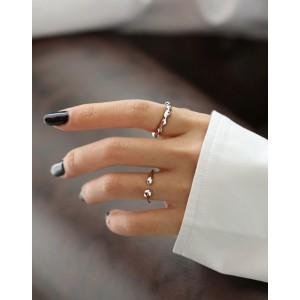 Lilian Sterling Silver Ring