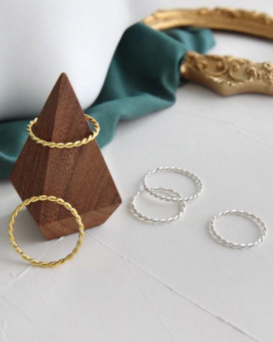 MADELINE Sterling Silver Ring