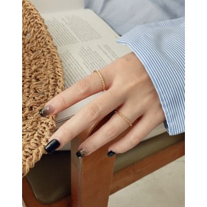 MADELINE Gold Vermeil Ring