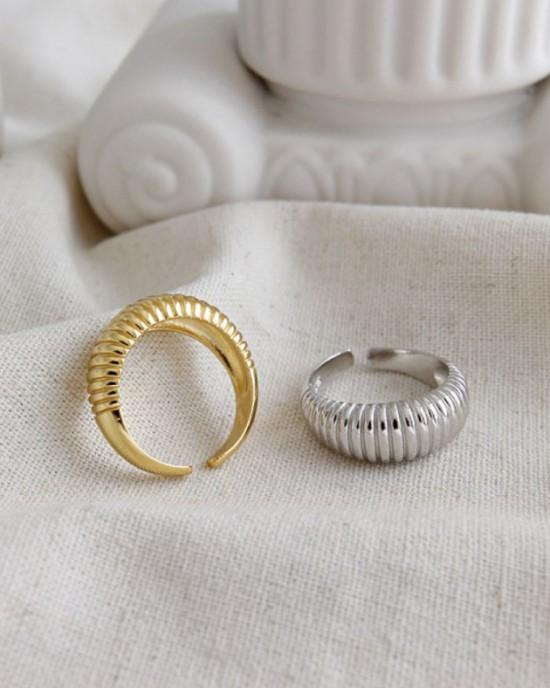 MARINA Sterling Silver Ring