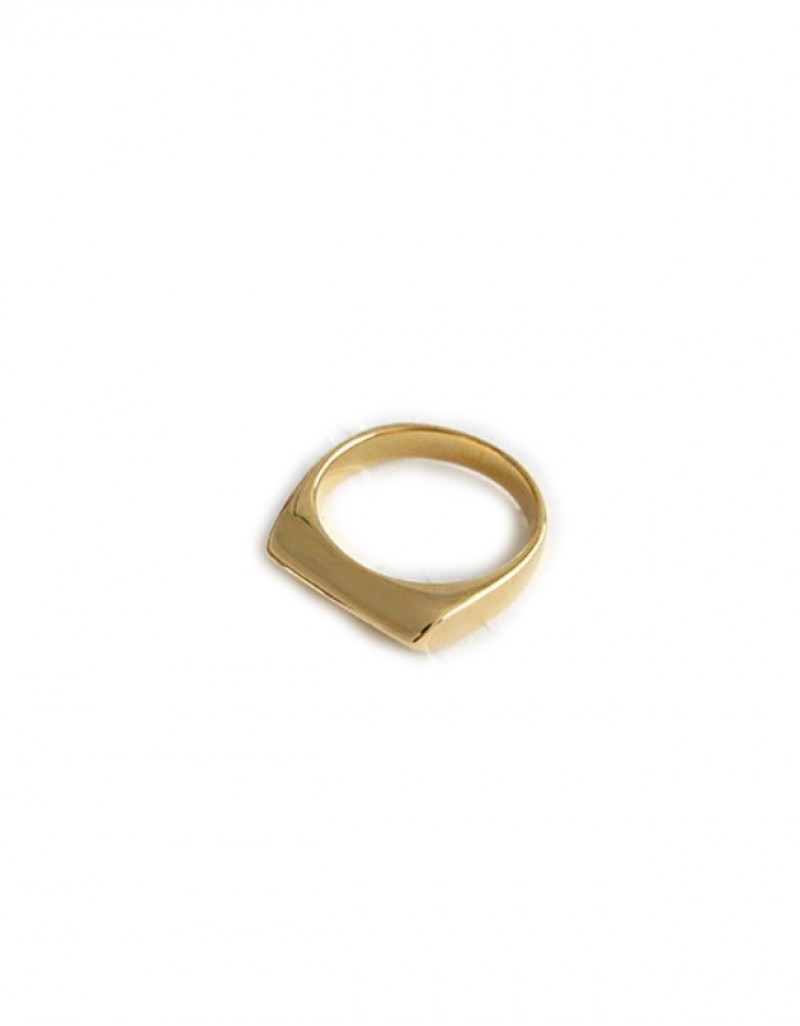 MIA Gold Ring