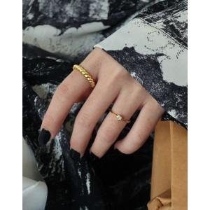 MILENA Gold Vermeil Ring