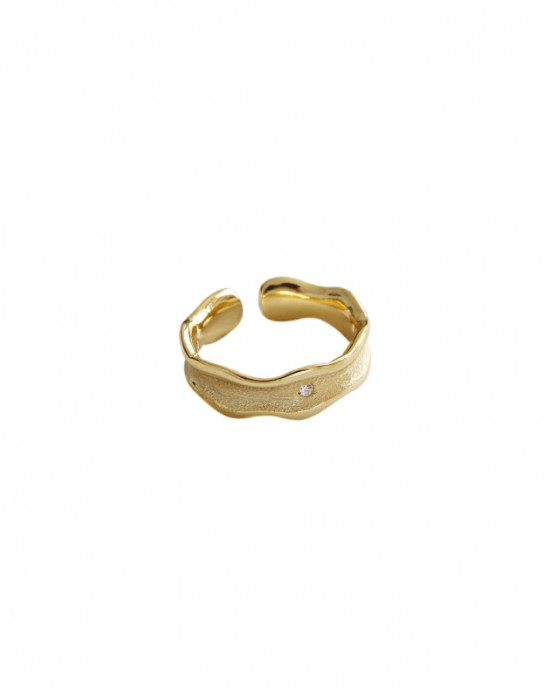 MOLLY Gold Vermeil Ring