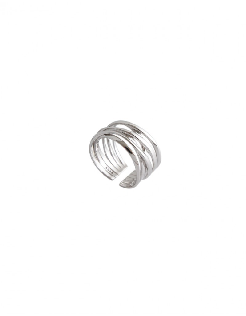 NATHALIE Sterling Silver Ring