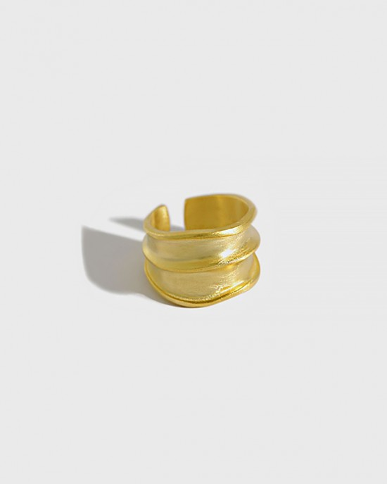 PIA Gold Vermeil Ring
