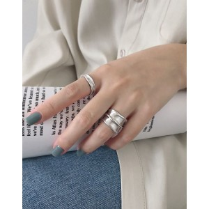 PIA Sterling Silver Ring
