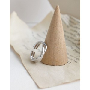 PIPER Sterling Silver Ring