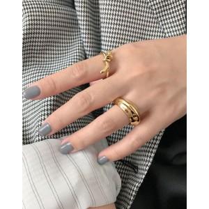 REBECCA Gold Ring
