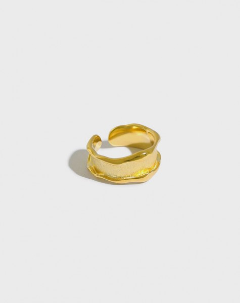 REI Gold Vermeil Ring