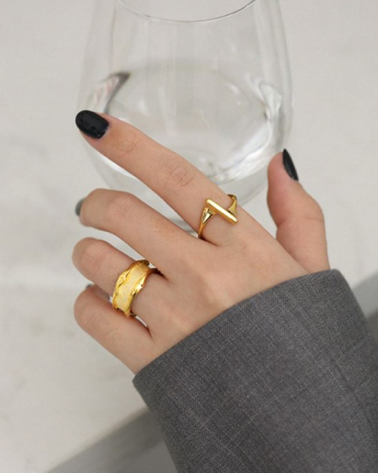 REI Gold Vermeil Ring