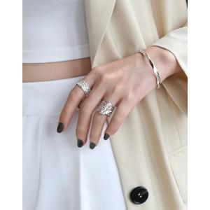 SAGE Sterling Silver Ring
