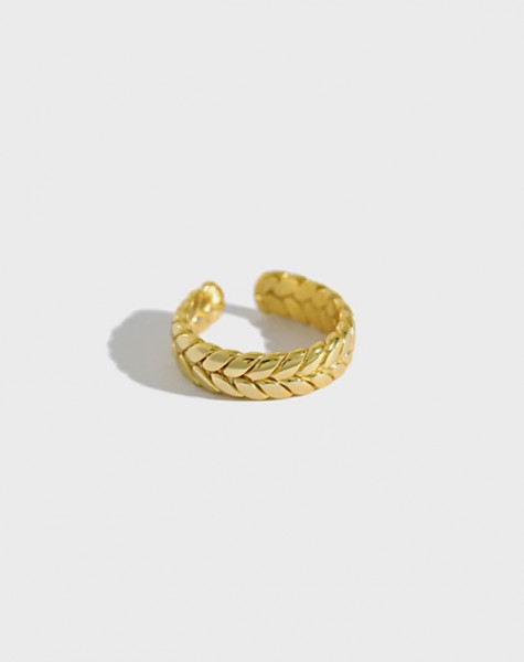 SELENA Gold Vermeil Ring