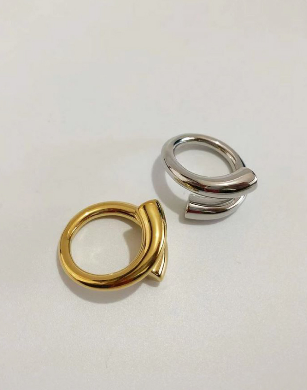 SHANNON Silver Ring