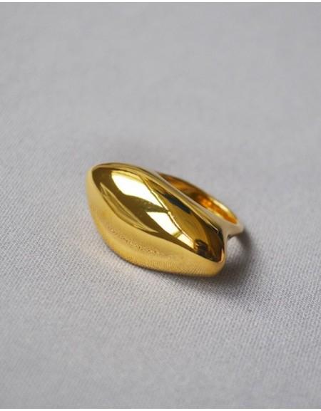 UNA Gold Ring