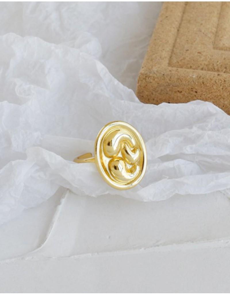 VALENTINA Gold Vermeil Ring