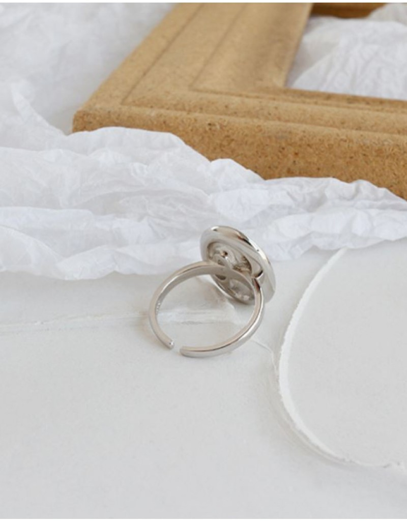 VALENTINA Sterling Silver Ring