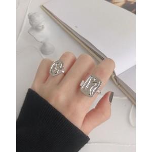 VALENTINA Sterling Silver Ring