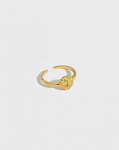 VENUS Gold Vermeil Ring