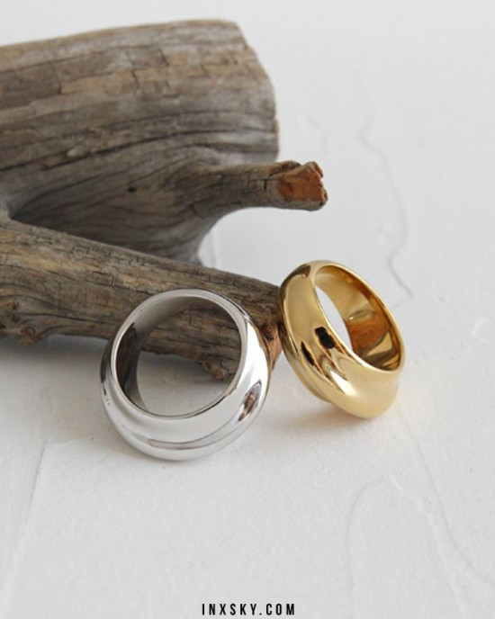 WILLOW Gold Ring